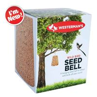 Westerman's - Wild Bird Seed Bell Boxed