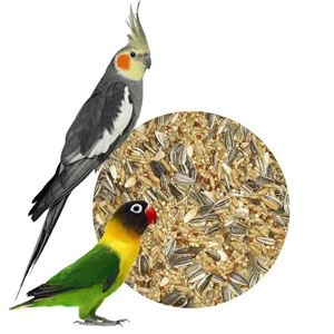 Picture for category Cockatiel & Parakeet Feeds