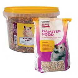 Animal Zone Hamster Food