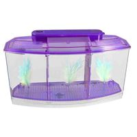 Betta Bow Fish Tank 3 TANK KIT