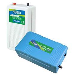 SOBO Portable Battery Air Pump