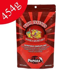 Pangea Fruit Mix™ With Insects Complete Gecko Diet 454g