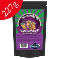 Pangea Fig & Insects Gecko Diet 227g