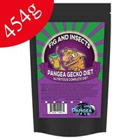 Pangea Fig & Insects Gecko Diet 454g