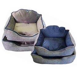DOG COUCH - TWO TONE