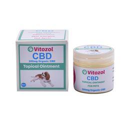 Vitozol CBD Topical Ointment for Pets