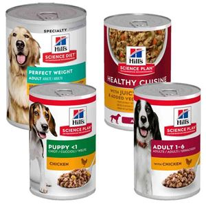Picture for category Hills Wet Dog Food