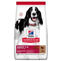 Hill's Science Plan Adult Medium Dry Dog Food Lamb & Rice Flavour