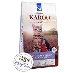 Montego Karoo Adult Cat - Chicken & Lamb