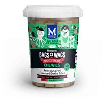 Bag's O' Wags Puppy Mint Dental Tubes