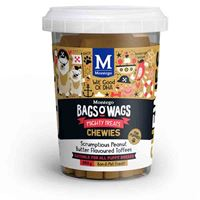 Bag's O' Wags Puppy Peanut Butter Toffee Chews