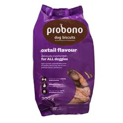 Oxtail Flavoured 300 g biscuits
