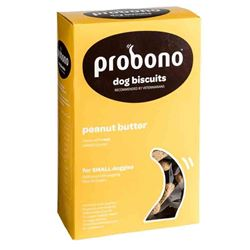 Probono Peanut Butter Flavoured Biscuits