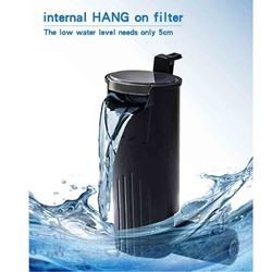 Sobo Wp-208h Hang On Biochemical Filter Water Purifier