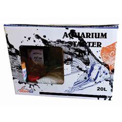 """Akwa AQUARIUM STARTER KIT 16"""" (20L) - BASIC"""