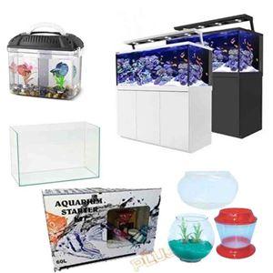 Picture for category Aquariums, Bowls & Complete Set-ups