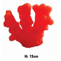 CLUB FOOT LEATHER CORAL - LOCAL