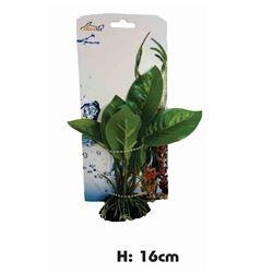 Plastic Aquarium Plant - PP6409